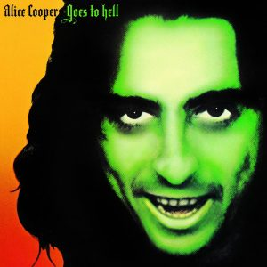 Going Home Alice Cooper Goes To Hell Album Cover
