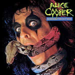 Frankenstein He's Back Constrictor Album Cover