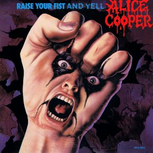 Prince of Darkness Raise Your Fist And Yell Freedom Cover