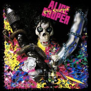 Mars Toy Hey Stoopid Album Cover