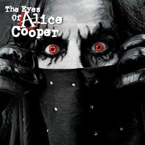 Spirits Rhyme Rebellious Novocaine The Eyes of Alice Cooper Album Cover