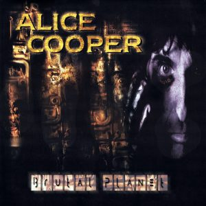 Brutal Planet Album Cover