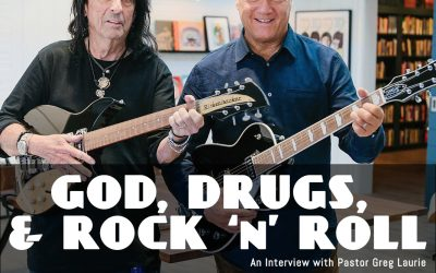 God, Drugs, and Rock and Roll: An Interview with Alice Cooper (8.17.2019)