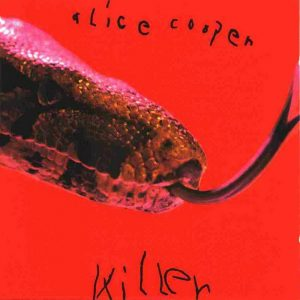 dead babies Killer Album Cover