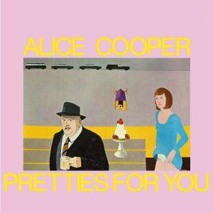 Pretties For You Album Cover