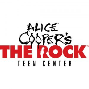 We Are The Rock Solid Rock Alice Cooper's The Rock Logo