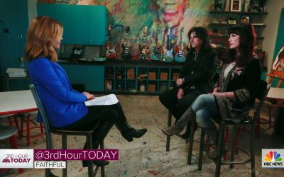 The Today Show Interview with Alice & Sheryl Cooper (December 2019)
